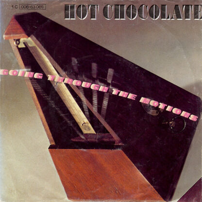 """Hot Chocolate - Going Through The Motions (7"""", Single)"""