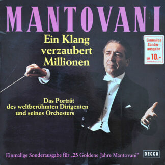 Mantovani - Ein Klang Verzaubert Millionen (LP, Comp, S/Edition, Roy)