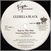 "Guerilla Black - You're The One (12"", Promo)"
