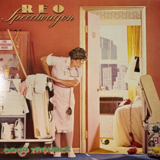 REO Speedwagon - Good Trouble (LP, Album)