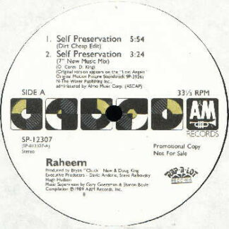 "Ram-Z - Let Me Be The One (12"")"