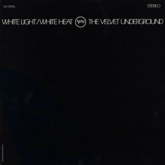 The Velvet Underground - White Light / White Heat (LP, Album, RE, Whi)