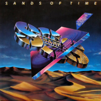 The S.O.S. Band - Sands Of Time (LP, Album)