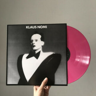 Klaus Nomi - Klaus Nomi (LP, Album, Ltd, RP, Pin)
