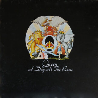 Queen - A Day At The Races (LP, Album, Gat)