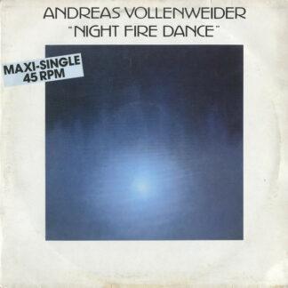 "Andreas Vollenweider - Night Fire Dance (12"", Maxi)"