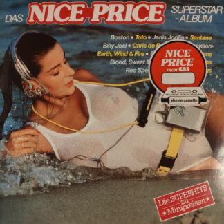 Various - Das Nice Price Superstar-Album (LP, Comp)