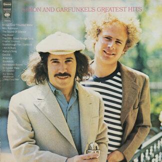 Simon & Garfunkel - Simon And Garfunkel's Greatest Hits (LP, Comp, RE)