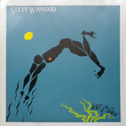 Steve Winwood - Arc Of A Diver (LP, Album, RP)