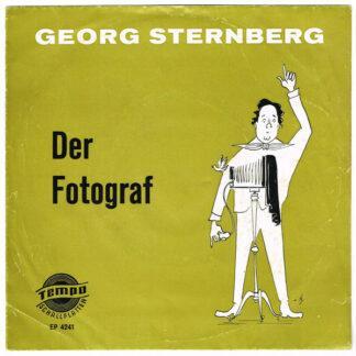 """Georg Sternberg - Der Fotograf (7"""", EP)"""