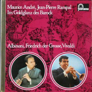 Jean-Pierre Rampal, Maurice André - Im Goldglanz des Barock (LP, Comp, RE)