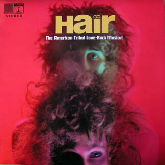 The Graham Walker Sound - Hair (The American Tribal Love-Rock Musical) (LP)