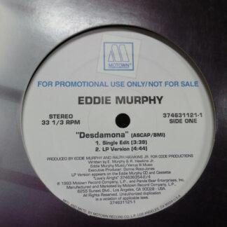 "Eddie Murphy - Desdamona (12"", Promo)"