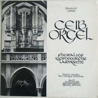 Herwig Maurer*, Heinz Markus Göttsche - Geib Orgel (LP, Gat)