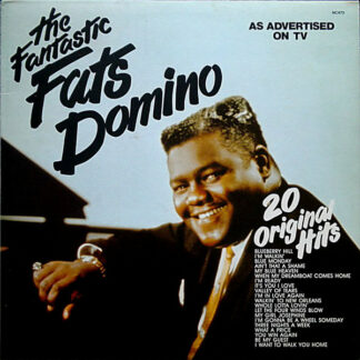 Fats Domino - The Fantastic Fats Domino (LP, Comp)