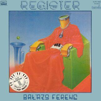 Balázs Ferenc - Register (LP, Album)