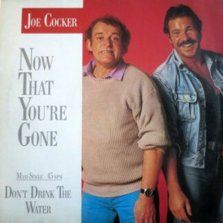 "Joe Cocker - Now That You're Gone (12"", Maxi)"