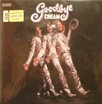 Cream (2) - Goodbye (LP, Album, Ltd, RE, Gat)
