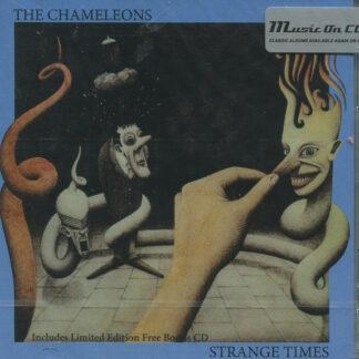 The Chameleons - Strange Times (CD, Album, RE + CD, EP, Ltd, RE)