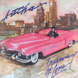 """Aretha Franklin - Freeway Of Love (12"""", RCA)"""