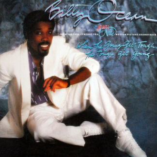 """Billy Ocean - When The Going Gets Tough, The Tough Get Going (12"""")"""