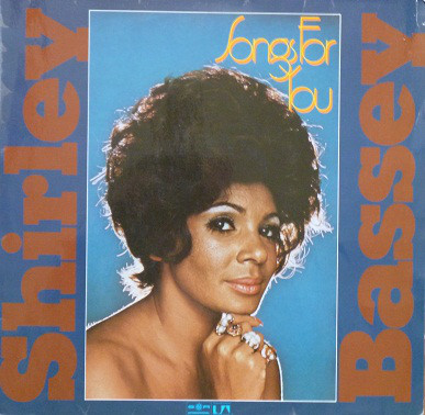 Shirley Bassey - Songs For You (LP, Comp)