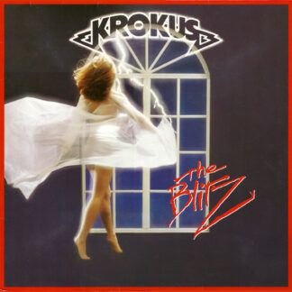 Krokus - The Blitz (LP, Album)
