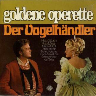 Various / Carl Zeller - Der Vogelhändler (LP, RE)