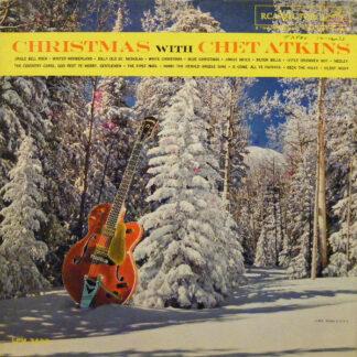 Chet Atkins - Christmas With Chet Atkins (LP, Album, Mono, Roc)