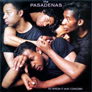 The Pasadenas - To Whom It May Concern (LP, Album)