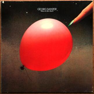 Georg Danzer - Ruhe Vor Dem Sturm (LP, Album, RP)