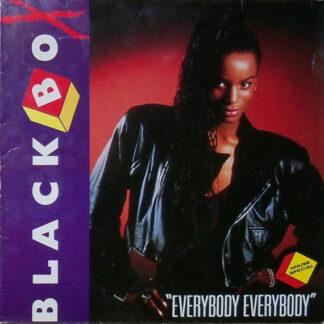 "Black Box - Everybody Everybody (House Special) (12"", Maxi)"