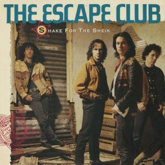 "The Escape Club - Shake For The Sheik (12"", Promo)"