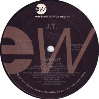 """J.T. - Swing It (12"""", Promo)"""
