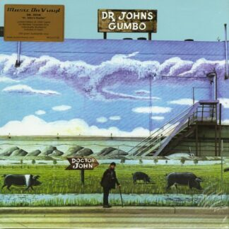 Dr. John - Dr. John's Gumbo (LP, Album, Ltd, Num, RE, Tur)