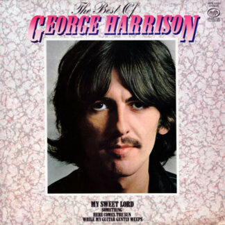 George Harrison - The Best Of George Harrison (LP, Comp, RE)