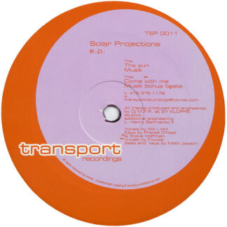 "D.J. Pierre* - Come And Fly With Me (12"")"