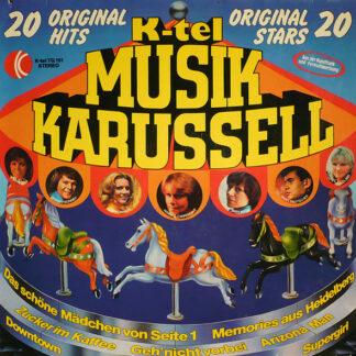 Various - K-tel Musik Karussell (LP, Comp)