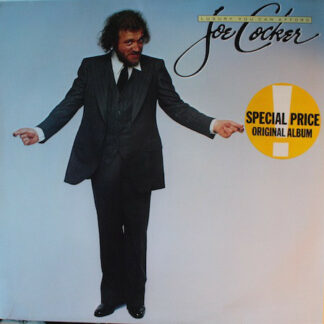 Joe Cocker - Luxury You Can Afford (LP, Album, RE)