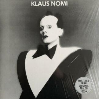 Klaus Nomi - Klaus Nomi (LP, Album, RE)