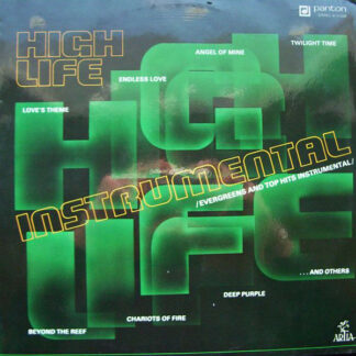 Various - High Life Instrumental (LP, Comp, RP)