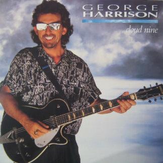 George Harrison - Cloud Nine (LP, Album)