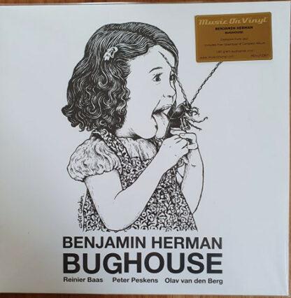 Benjamin Herman - Bughouse (LP, Album)