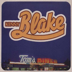 "Kenny Blake - Tom's Diner (12"")"