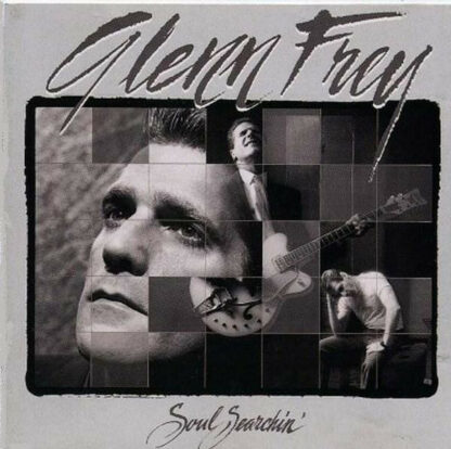 Glenn Frey - Soul Searchin' (LP, Album)