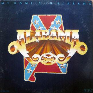 Alabama - My Home's In Alabama (LP, Album, Ind)