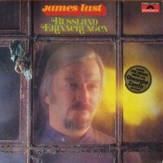 James Last - Russland Erinnerungen (LP, Album)