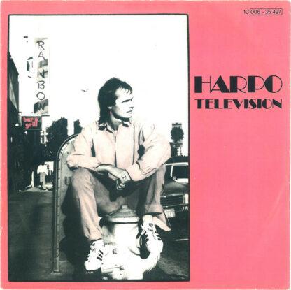 """Harpo - Television (7"""", Single)"""