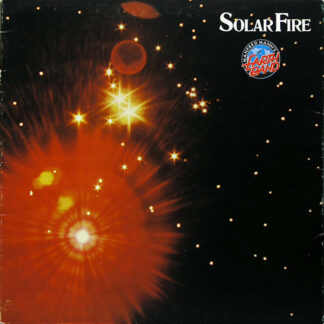 Manfred Mann's Earth Band - Solar Fire (LP, Album, Gat)