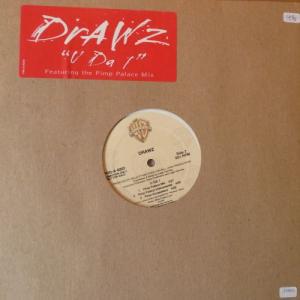 """Drawz - U Da 1 (12"""", Promo)"""